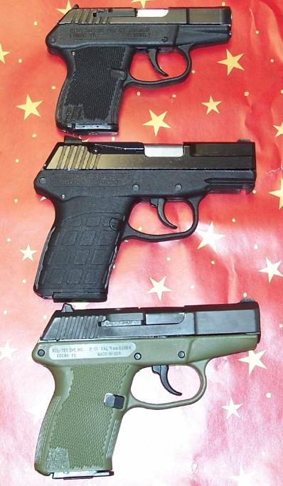 Mousegunner's Review of the Kel-Tec PF-9 Pistol