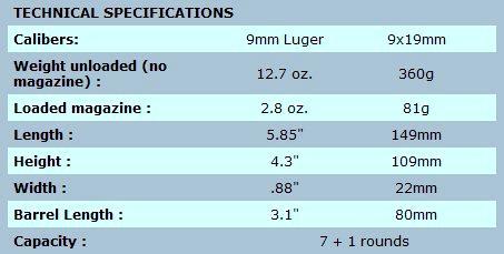 Mousegunner's Review of the Kel-Tec PF-9 Pistol