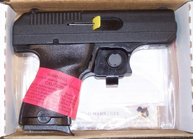 My Hi-Point C9 9mm Pistol