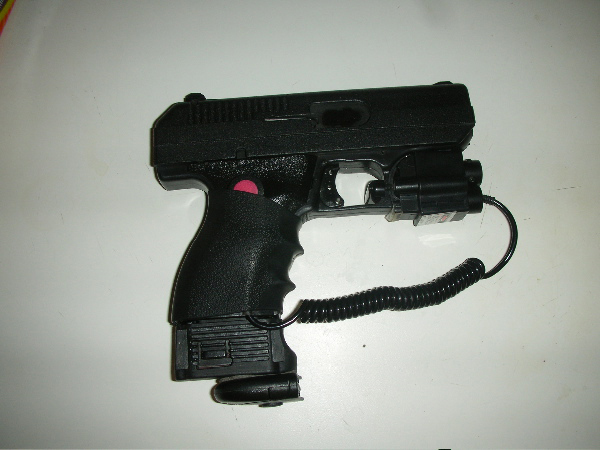 Hi-Point Firearms Forums :: View topic - My C9 with light